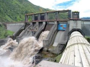 hidrocentrala de la Tarniţa-Lăpusteşti